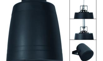 Lowell Manufacturing ESP Series of Pendant Speakers