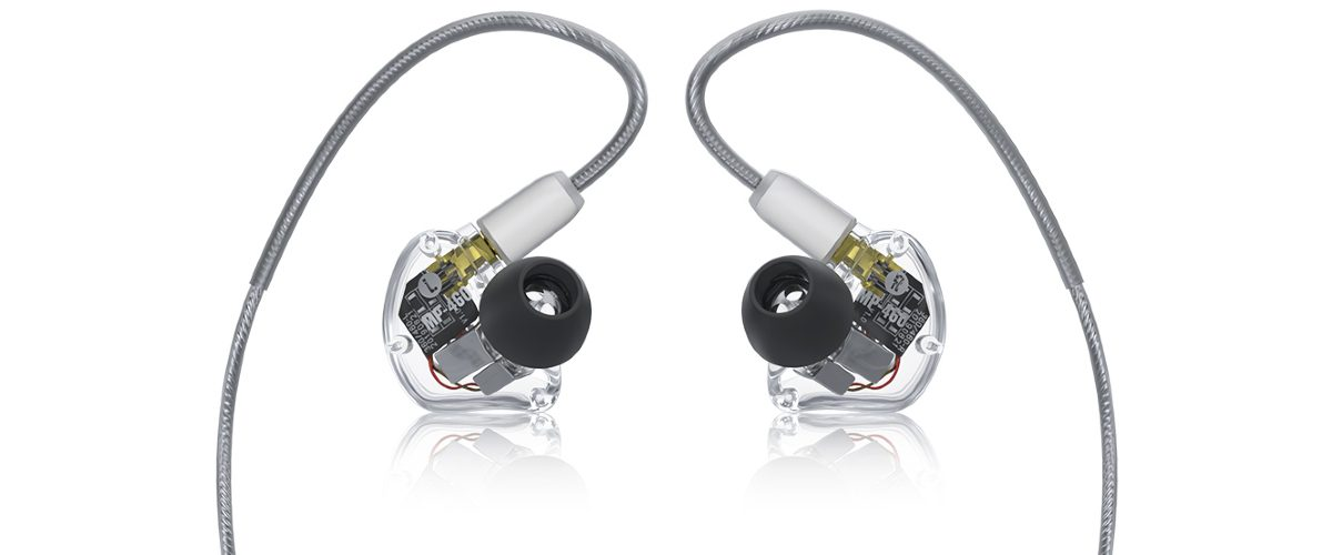 Hands-On: Mackie MP Series IEMs Bring Pro Sound to Consumers