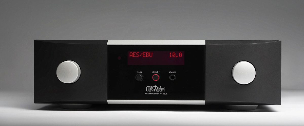 Harman Hits More Affordable Price Points with New Mark Levinson Amp, Preamp