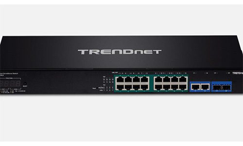 TRENDnet Surveillance Switches