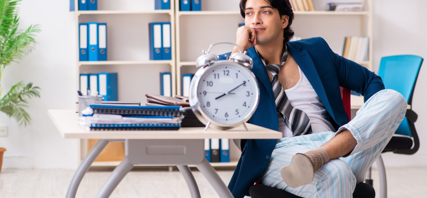 Burning the Midnight Oil Does Not Ensure You're a Productive Employee