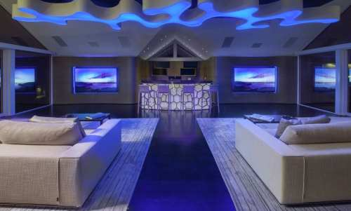 Inside Tom Brady's New Crestron-Controlled Smart Home