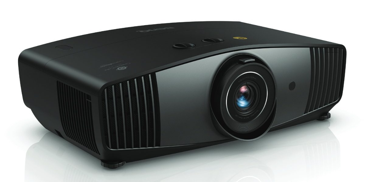 Hands-On: BenQ Projector Brings 4K to Budget Videophiles