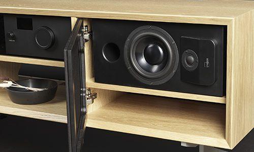 Lyngdorf Audio CS-1 in-cabinet speaker