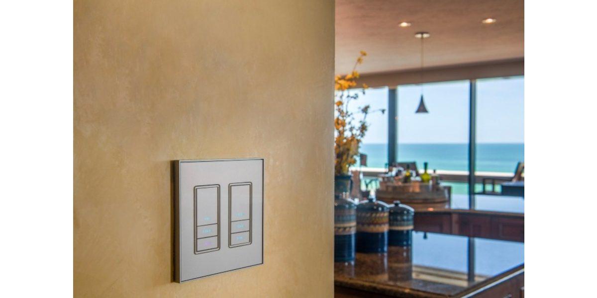 Sleek Vantage Keypads Key to Fla. Condo Lighting Overhaul