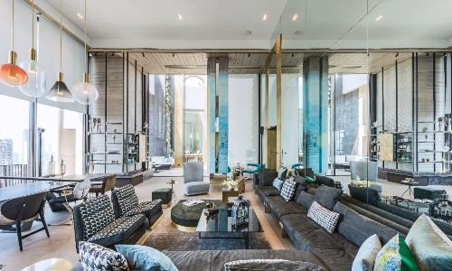 Indian Integrator Uses Invisible Smart Home Technology to Automate Penthouse in the Sky