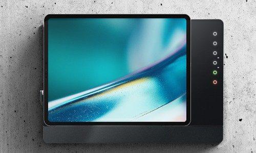 iRoom iO Apple iPad Air 4 docks