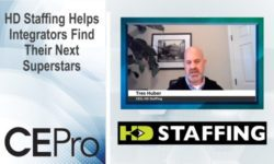 HD Staffing CE Pro integrators hiring