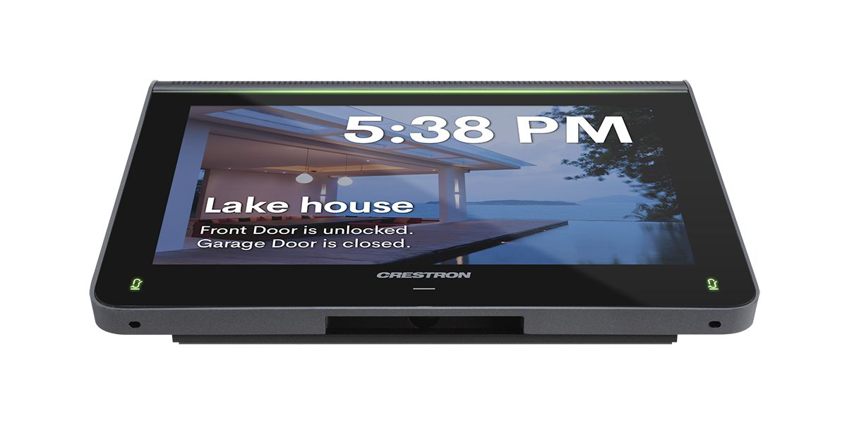 Crestron MM30-R Home Audio Conferencing System Supports WFH