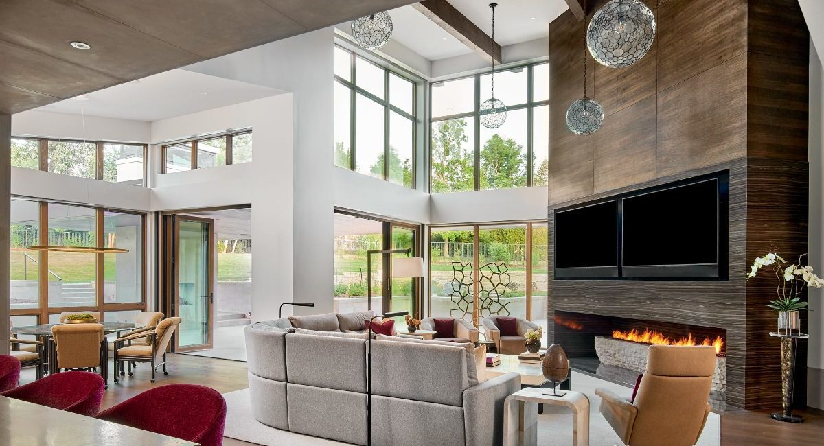 Stunning Second House Is First-Class Custom Showcase Worthy of a Home of the Year Award
