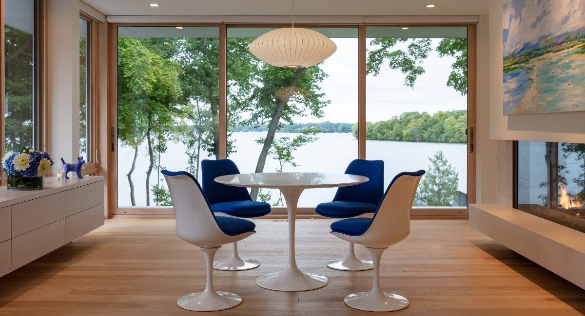Integrator Uses Crafty Design to Camouflage Tech in Architect's Lakefront Smart Home, slide 4