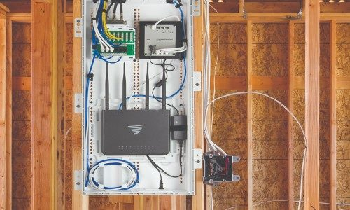 Why Builders Should Install Smart Home Network 'Breaker Boxes'