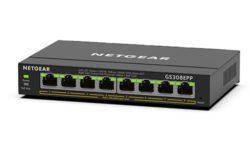 Netgear PoE+ Gigabit Ethernet Plus Switches