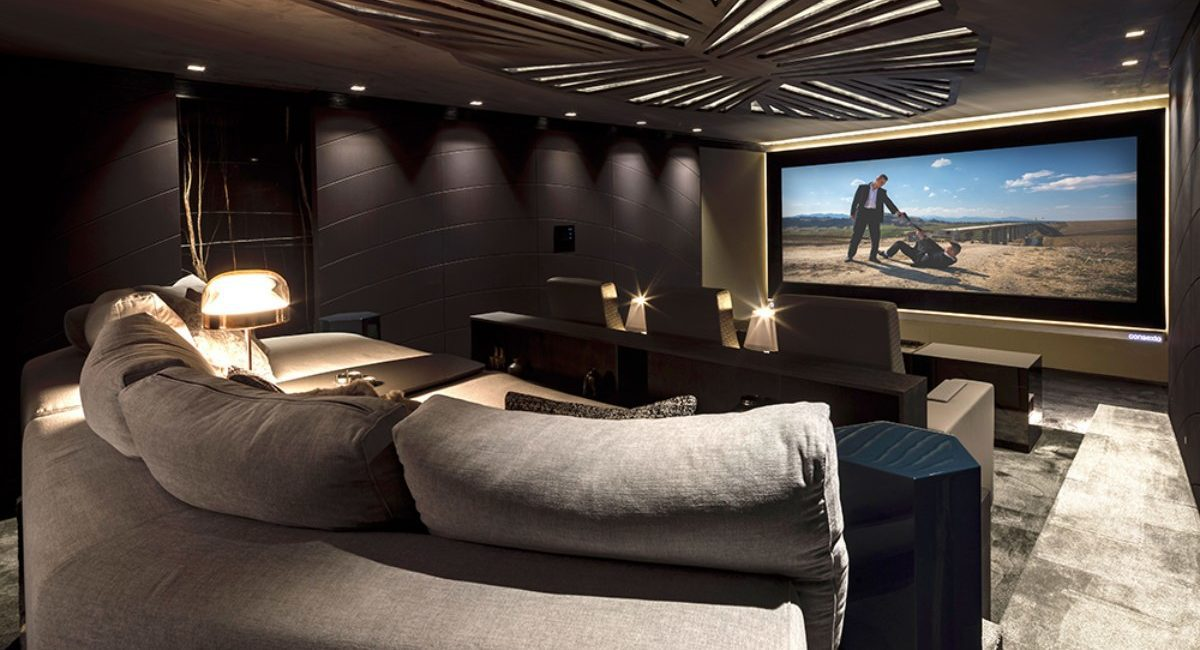 Screening Rooms Are Moving off Hollywood Lots and Into Homes