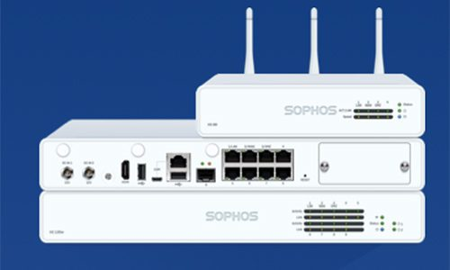 Access Networks Sophos routers firewalls