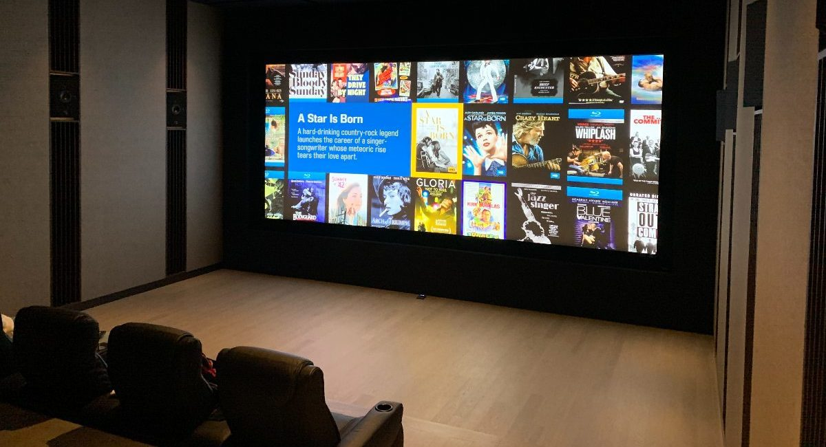 Texas Integrator Collaborates with Designers to Create $1M Home Theater Modeled After Recording Studio, slide 0