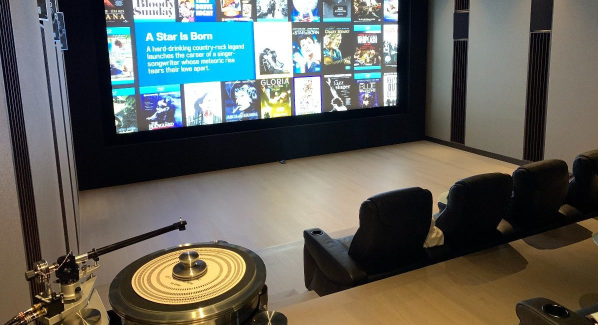 Texas Integrator Collaborates with Designers to Create $1M Home Theater Modeled After Recording Studio, slide 3