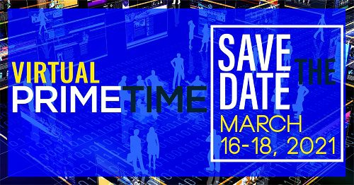 Nationwide PrimeTime to Remain Virtual Event in March 2021