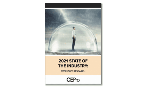 2021 CE Pro State of the Industry Report