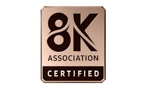 8K Association Updates Certification Program