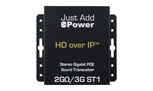 Just Add Power ST1 Sound Transceiver