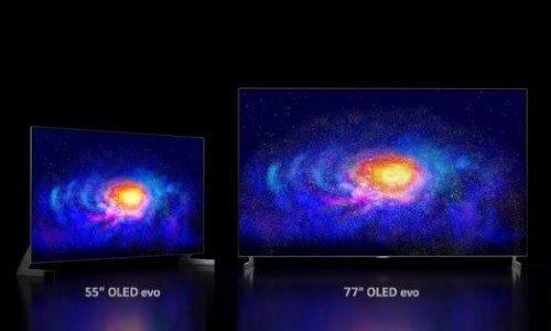 LG OLED evo G1 Gallery Series