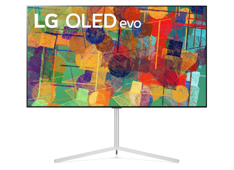 LG OLED evo Gallery Series Gallery Stand