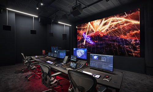 Netflix's L.A. Screening Room Features Sony Crystal LED and Robust Meyer Sound Audio System