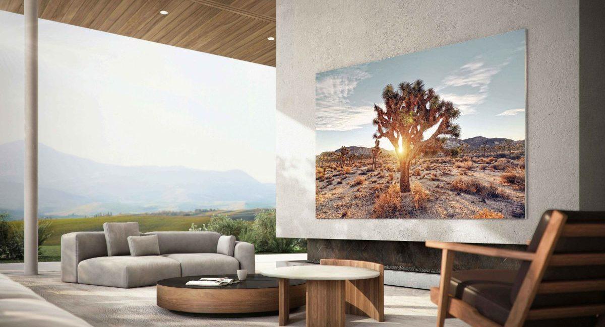 New Samsung 4K, 8K, MicroLED Displays Among Its Digital CES 2021 Debuts
