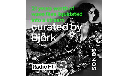 Sonos Radio HD Bjork