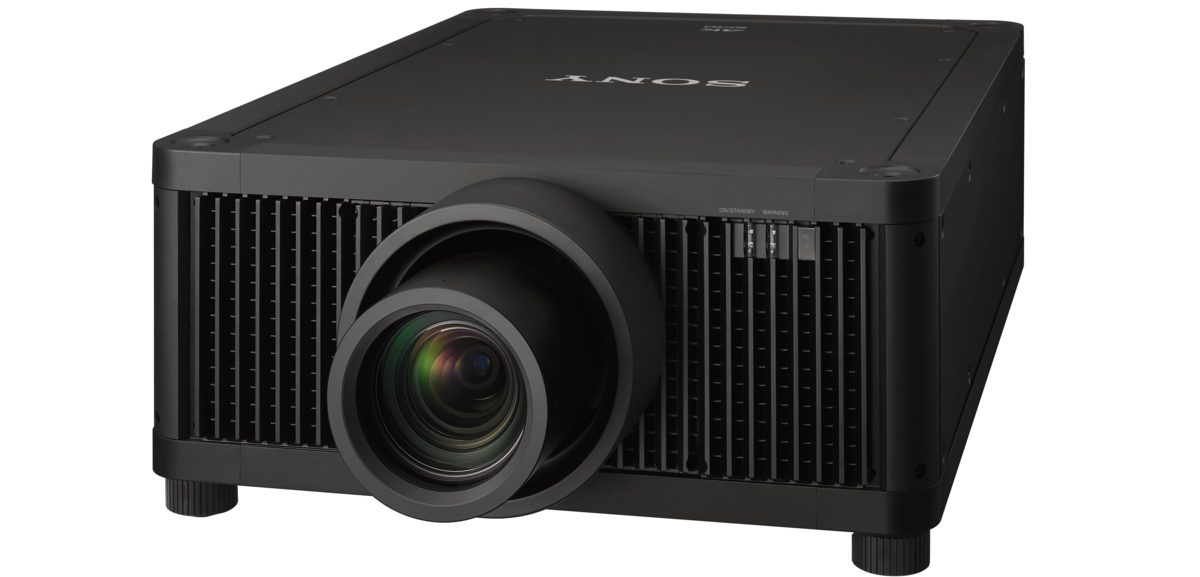 Sony GTZ-380 Projector Continues Flagship Heritage