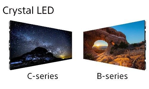 Sony Adds to Crystal LED Display Lineup with Two New Options