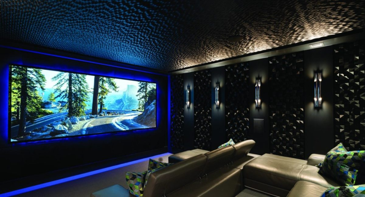 Top 5 Home Tech Trends for 2021: Home Theater Is Hotter Than Ever