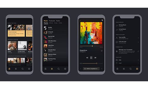 Bowers & Wilkins Upgrades Formation Music App
