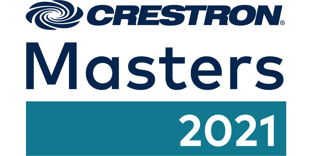 Crestron Masters 2021 Goes Virtual on April 27-30