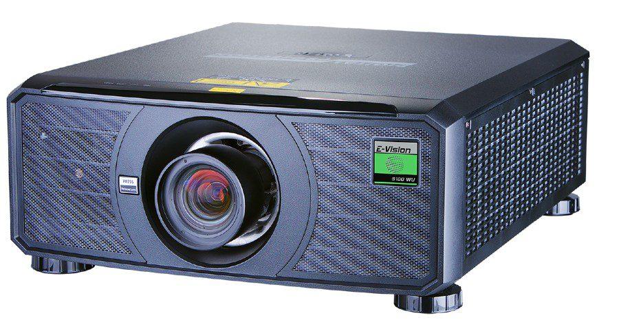 Digital Projection E-Vision laser phosphor projectors