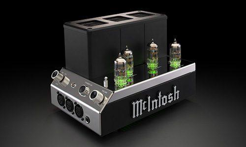 McIntosh MHA200 Headphone Amp