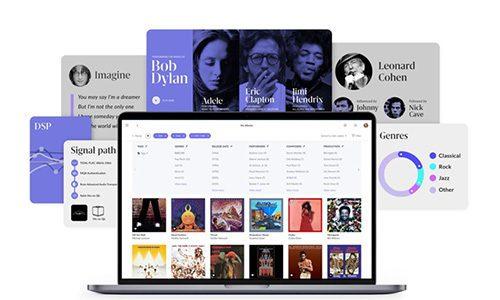 Roon 1.8 music management platform