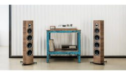 Sonus faber speakers design slide show