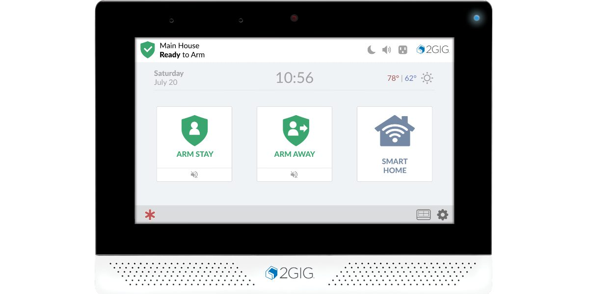 Is 2GIG EDGE the Smartest Security Panel Ever?