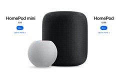 Apple HomePod and HomePod Mini