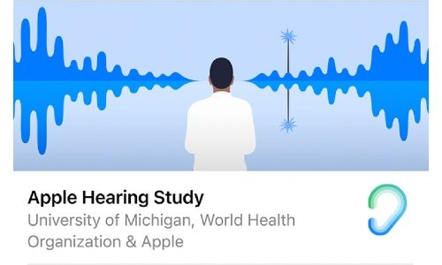 Apple Hearing Study Shows Impact of Technology and Loud Environments on Ear Health
