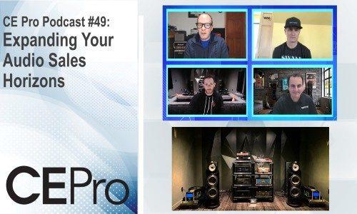 CE Pro Podcast Savant AudioControl