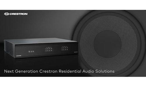 Crestron, Origin Acoustics Develop IP Speakers and Amps