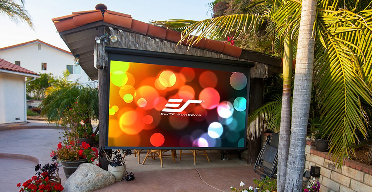 8 Outdoor Video Products That Bring TV To Backyard Environments, slide 0