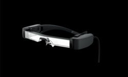 Epson Moverio augmented reality smart glasses