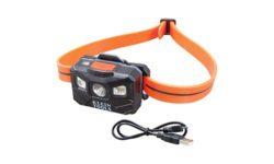 Klein Tools rechargeable headlamp