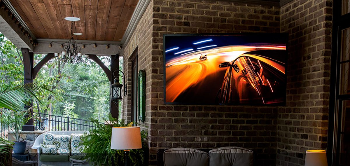 8 Outdoor Video Products That Bring TV To Backyard Environments