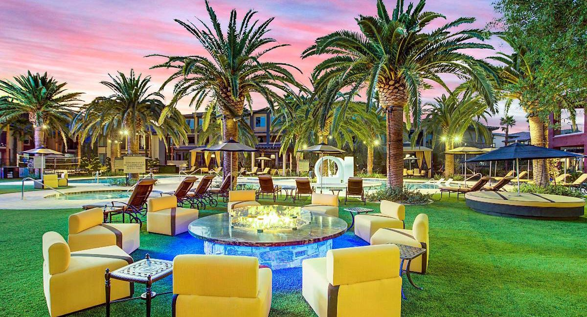 Las Vegas Luxury Resort Adds Security & Automation to Over 300 Apartments