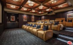 Crestron Beverly Hills Home theater
